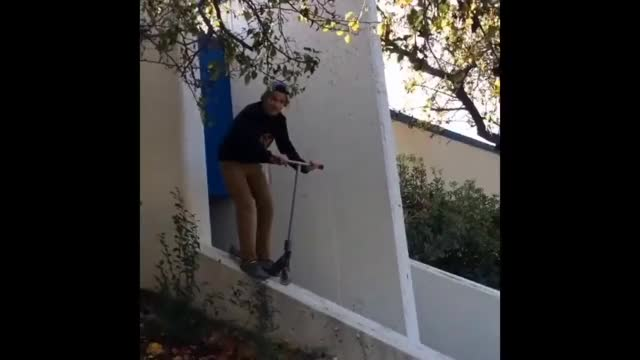 Watch this scooter GIF on Gfycat. Discover more cringe, kids, laugh, not, scooter, skater, skaters, try, vine, watching GIFs on Gfycat