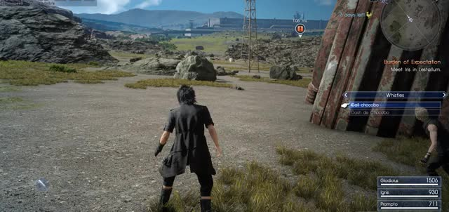 Watch and share Ffxv GIFs by Sophicatte on Gfycat