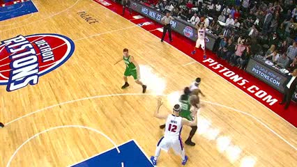 Watch and share Al Horford — Boston Celtics GIFs by Off-Hand on Gfycat