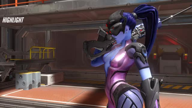 Watch and share Widowmaker GIFs and Overwatch GIFs by nyctowl on Gfycat