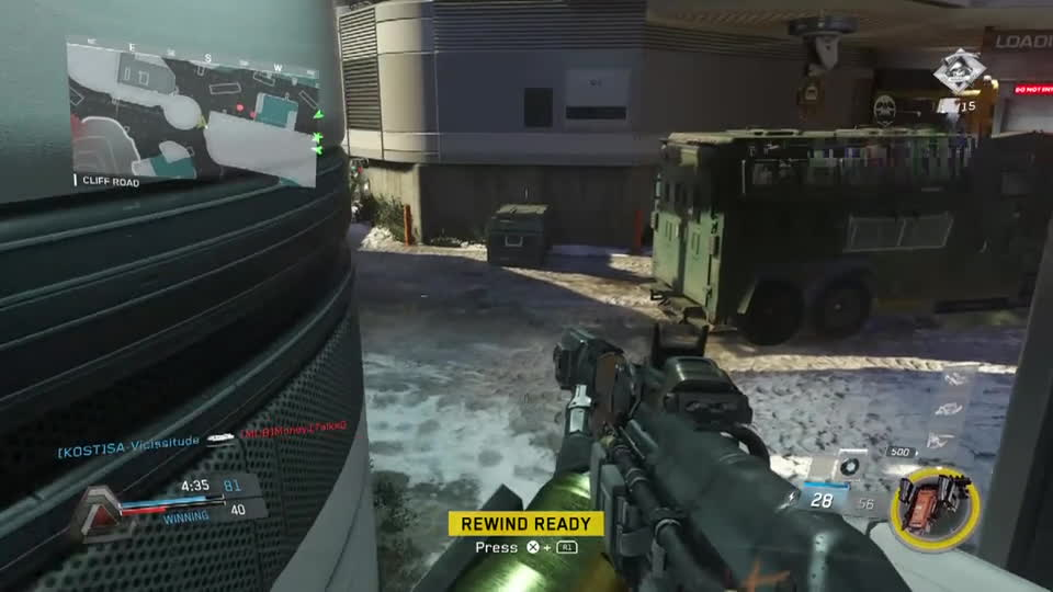 infinitewarfare, Just in the nick of time GIFs