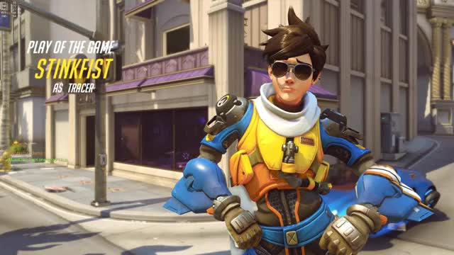Watch and share Overwatch GIFs and Tracer GIFs by cyandie on Gfycat