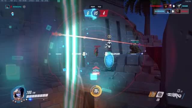 Watch and share Overwatch GIFs by inversionz on Gfycat