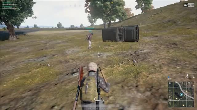 Watch and share Frag Grenade GIFs and Pubg GIFs by RowdyMouse on Gfycat
