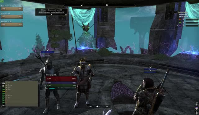 Watch and share Elder Scrolls Online Lute GIFs by otakupug on Gfycat