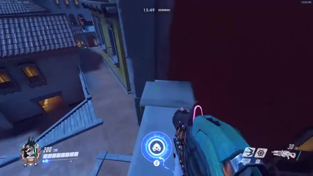 Watch and share Overwatch GIFs by renggu on Gfycat