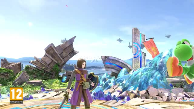 Watch and share Nintendo Direct GIFs and スマッシュブラザーズ GIFs by EventHubs on Gfycat