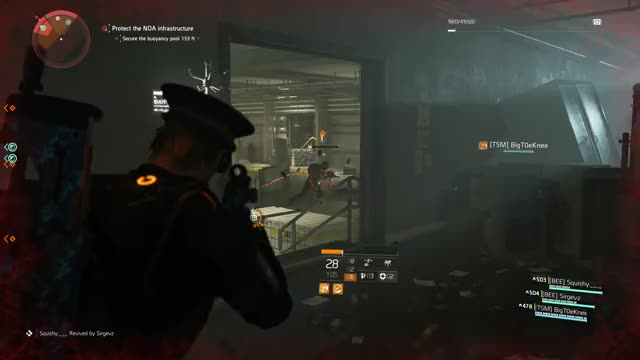 Watch and share Tom Clancy's The Division 2 2019.04.07 - 17.27.05.04.DVR GIFs by chrisible on Gfycat