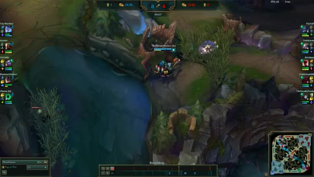 Watch and share Outplay GIFs and Rumble GIFs by Int Overflow on Gfycat