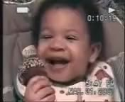 Watch and share Laughing Baby GIFs on Gfycat