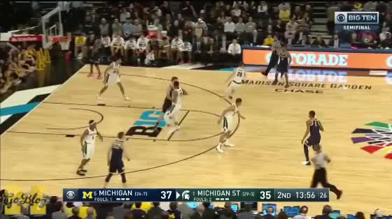 Watch and share Charles Matthews GIFs and Michigan State GIFs by MGoBlog on Gfycat