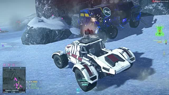Watch and share Planetside GIFs by GT on Gfycat