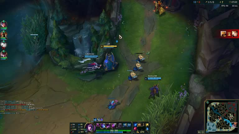 Assist, Gaming, LeagueOfLegends, Morgana, Overwolf, Check out my video! LeagueOfLegends | Captured by Overwolf GIFs