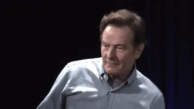 Watch this mic drop GIF by @rubikhan on Gfycat. Discover more Bryan Cranston, drop, mic GIFs on Gfycat