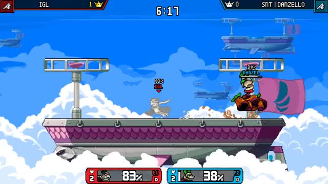 Watch Wrastor Tells Elliana to get off his ship GIF by IGL (@iglima) on Gfycat. Discover more IGL, combo, elliana, rivals of aether, rivalsofaether, wrastor GIFs on Gfycat