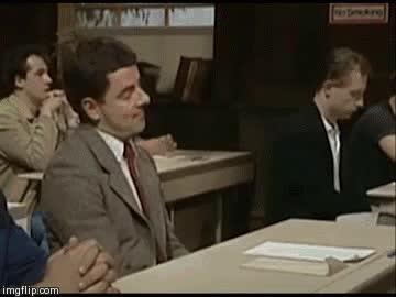Watch mr bean vine GIF on Gfycat. Discover more Rowan Atkinson GIFs on Gfycat