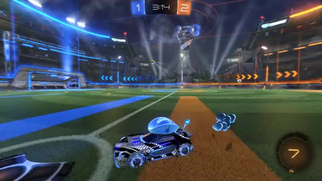 Watch Goal 4: GR LLMASTER © GIF by Gif Your Game (@gifyourgame) on Gfycat. Discover more GR LLMASTER ©, Gif Your Game, GifYourGame, Goal, Rocket League, RocketLeague GIFs on Gfycat