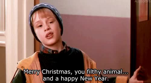 Watch and share Macaulay Culkin GIFs and Merry Christmas GIFs on Gfycat