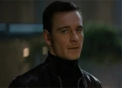 Watch and share Michael Fassbender GIFs and Raven Darkholme GIFs on Gfycat