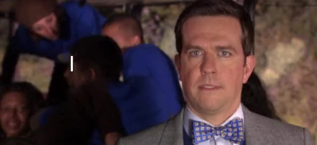 Watch and share Theoffice GIFs and Ed Helms GIFs by m3rlinambrosious on Gfycat