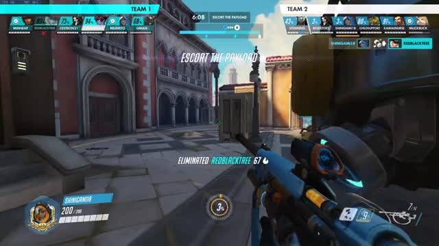 Watch and share Overwatch 2020.05.06 - 16.31.20.02 GIFs on Gfycat