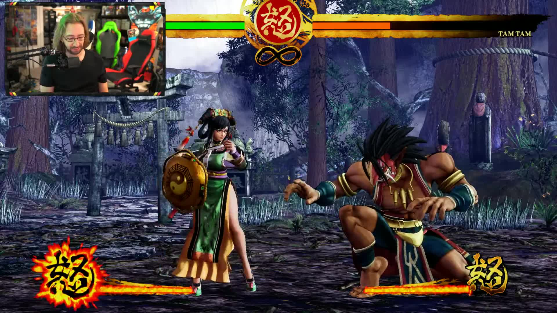 360, dood, fighter, fighting, games, instinct, killer, matches, maximilian, mortal, online, pc, playstation, ps3, ps4, ranked, street, RATE THE SUPER: Samurai Shodown 2019 GIFs