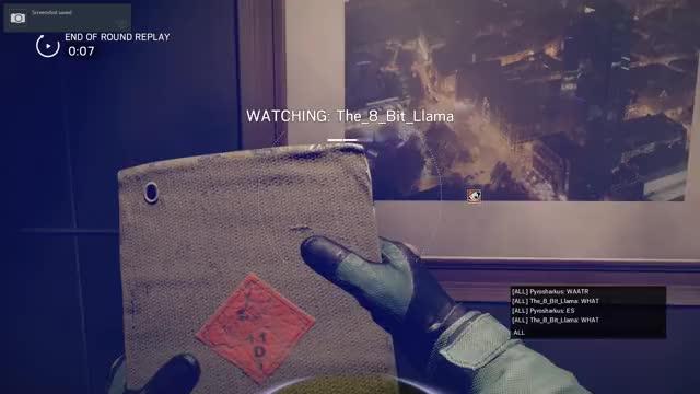 Watch and share Breach KillTrim2 GIFs by llama_rrama on Gfycat