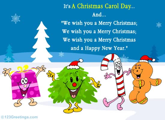 Watch and share Christmas Carols GIFs on Gfycat