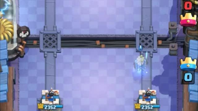 Watch royal ghost guards (2) GIF by clashroyalekingdom on Gfycat. Discover more related GIFs on Gfycat
