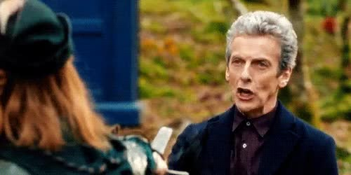Watch this middle finger GIF by Miss GIF (@mizznaii) on Gfycat. Discover more Peter Capaldi, flippingthebird, fuckyou, thebird GIFs on Gfycat