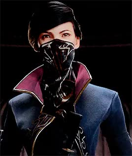 Watch and share Emily Kaldwin GIFs and Dishonored 2 GIFs on Gfycat