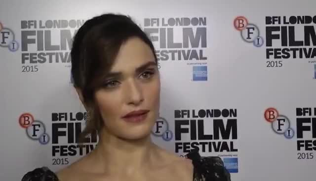 rachel weisz, red carpet, Rachel Weisz Interview - The Lobster Premiere GIFs