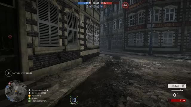 Watch Weapons? I Don't Need No Stinkin' Weapons [BF1] GIF by SwelkorGaming (@swelkorgaming) on Gfycat. Discover more battlefield 1, battlefield_one, bf1 GIFs on Gfycat