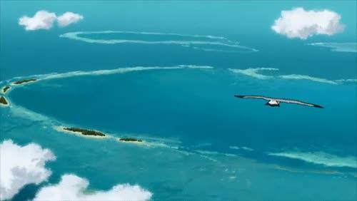 Watch and share Anime Scenery Black Lagoon Gif GIFs on Gfycat