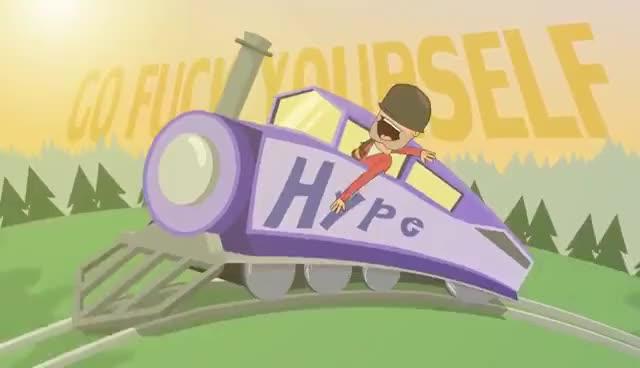 HYPE TRAIN!!!