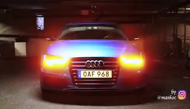 Watch and share NEW Audi A6 With Dynamic Indicators GIFs on Gfycat
