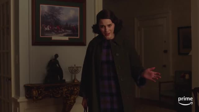 Watch The Marvelous Mrs. Maisel - Clip: Curfew | Prime Video GIF by @gallimius on Gfycat. Discover more Amazon, Amazon Original Series, amazon prime, amazon studios, amazon video, episode, original, season, streaming, trailer GIFs on Gfycat