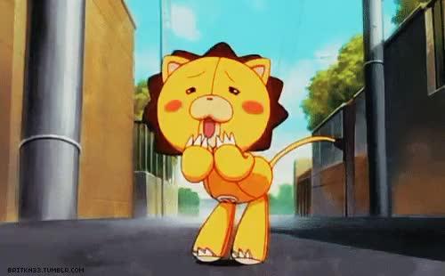 Watch this GIF on Gfycat. Discover more Kon, alma modificada, anime, bleach, ichigo GIFs on Gfycat
