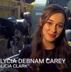 Watch and share Alycia Debnam Carey GIFs and Ftwd Cast GIFs on Gfycat