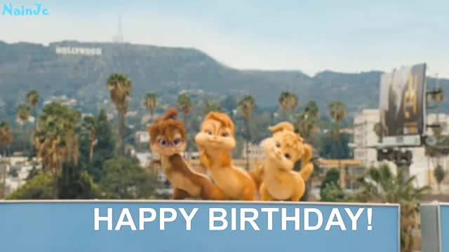 Watch this happy birthday GIF by Richard Rabbat (@ricardricard) on Gfycat. Discover more birthday, chipettes, happy, song GIFs on Gfycat