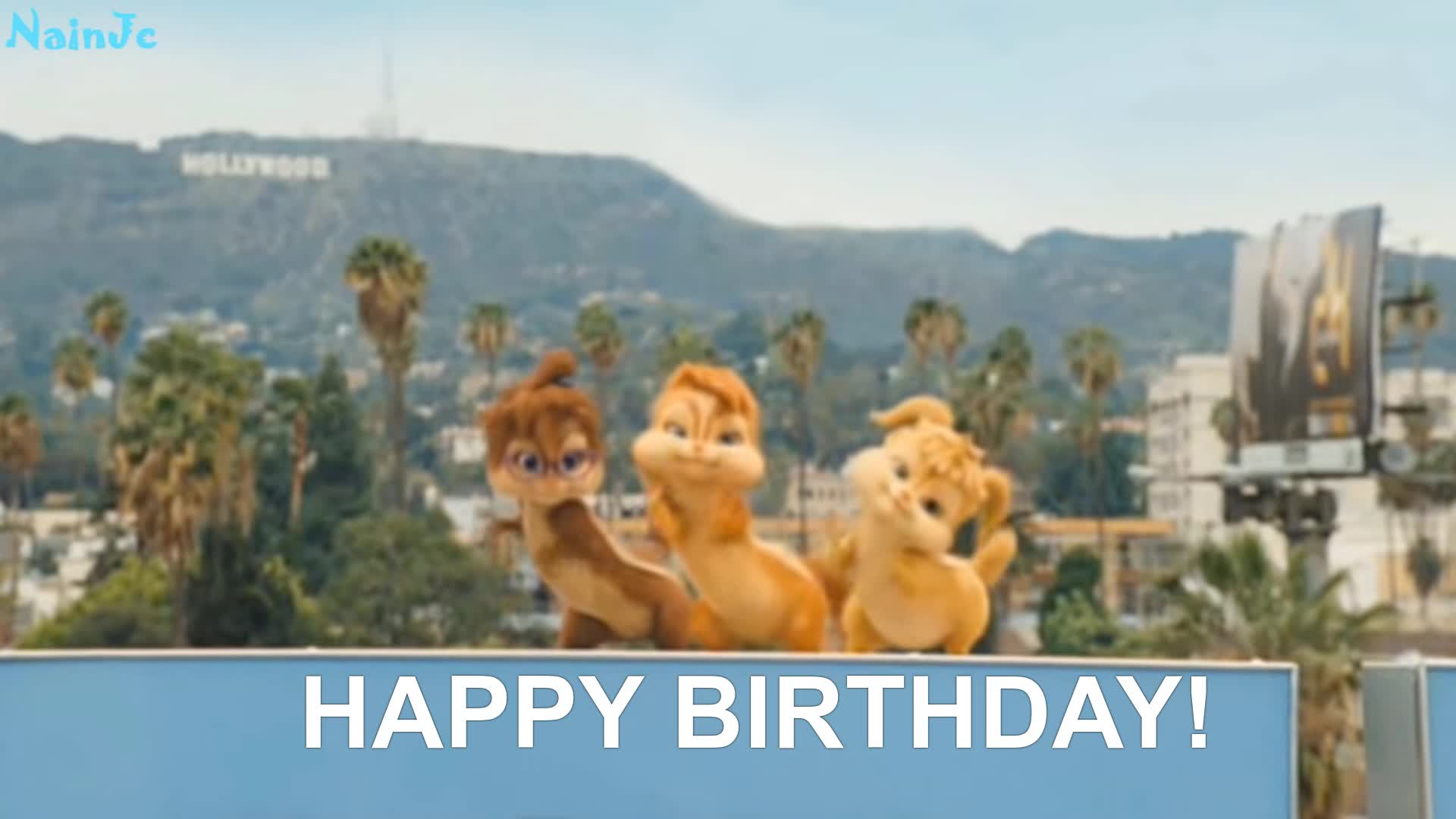 birthday, chipettes, happy, song, Happy Birthday to You! GIFs