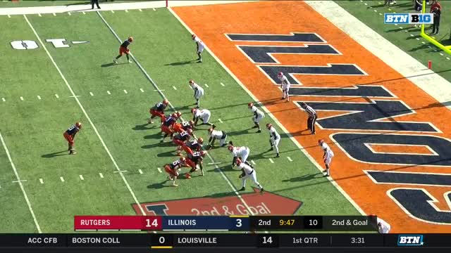 Watch and share FFFF Rutgers 2017 Defense: 51 Controls POA Vs Inside Zone GIFs by Seth Fisher on Gfycat