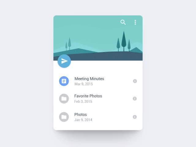 Watch and share Refresh Inspiration – Muzli -Design Inspiration GIFs on Gfycat