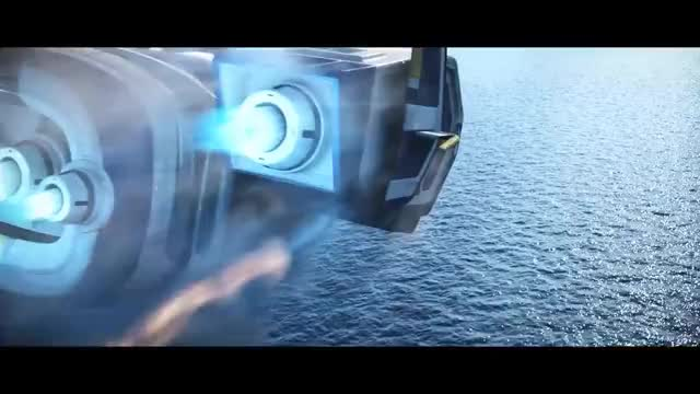 Watch Subnautica The Degasi Ship Crashes GIF on Gfycat. Discover more Aliens, cinematic, crash, diving, launch, ocean, spaceship, subnautica, underwater GIFs on Gfycat