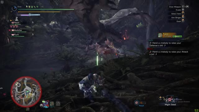 Watch and share MHW GIFs on Gfycat