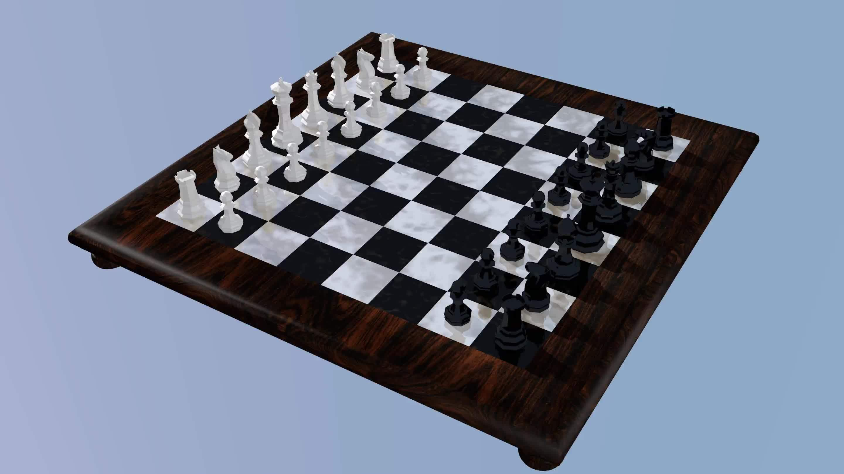 Drunk Chess Pieces GIFs
