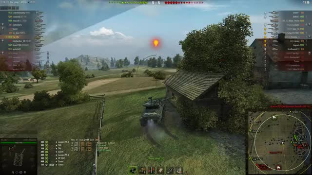 Watch and share World Of Tanks GIFs and Revalorisé GIFs by arlox on Gfycat