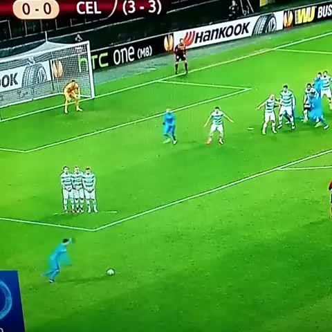 GoalKeepers, goalkeepers, (X-Post /r/Soccer) Craig Gordon makes a world class save to keep Celtic in with a chance against Inter! (reddit) GIFs