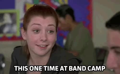Watch and share Alyson Hannigan GIFs and American Pie GIFs on Gfycat