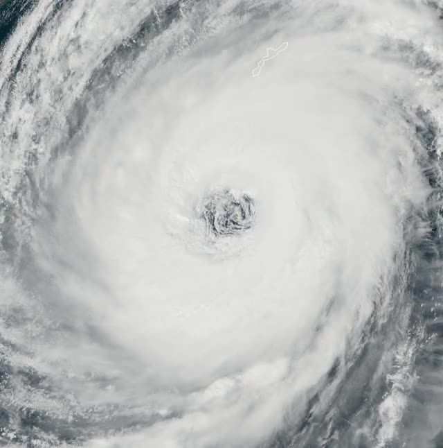 Watch Typhoon Trami approaching Okinawa, September 28, 2018 GIF by The Watchers (@thewatchers) on Gfycat. Discover more related GIFs on Gfycat